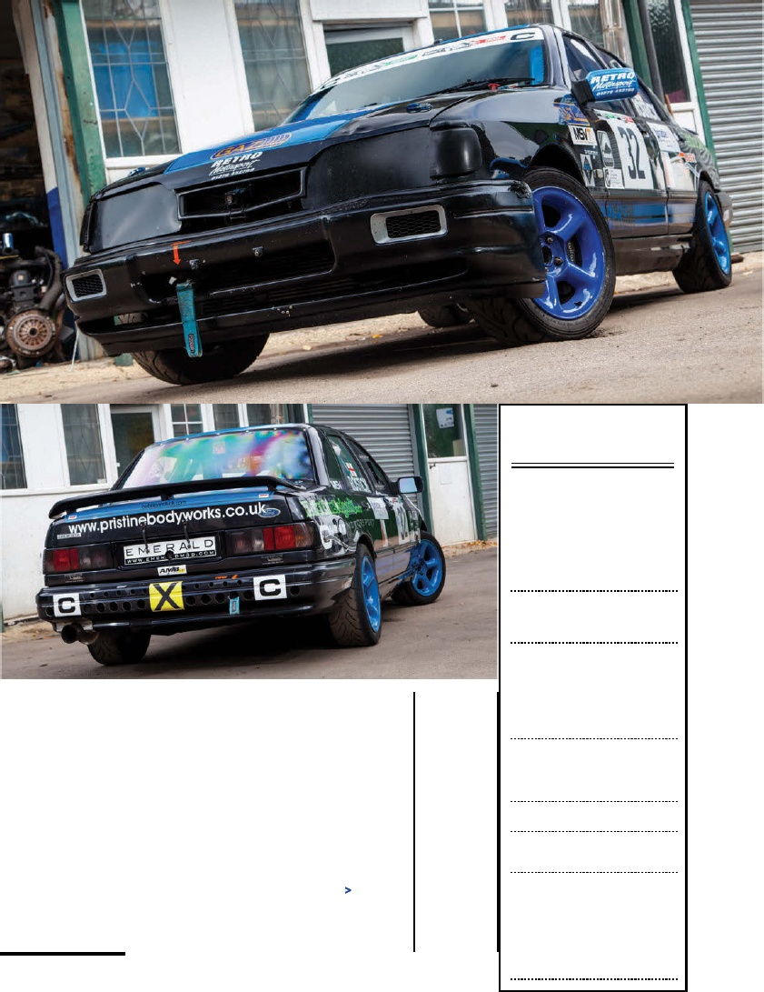 Genuine Ford Sierra RS500//Cosworth Bonnet Stay,Latch Bolt,Screw,Adjuster set kit