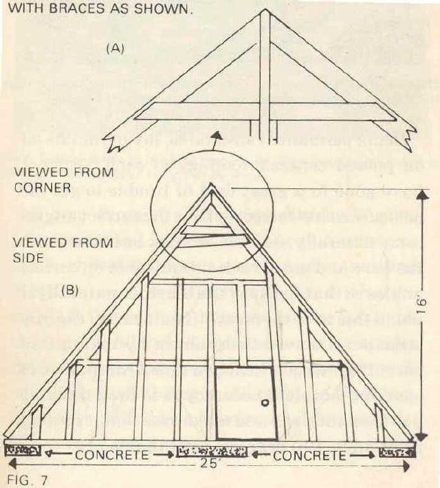 Image result for TOTAL ECO-SYSTEM HOME The PYRAMID, by Les Brown Published in Bancroft, Ontario, Canada 1978 and here for Fair Use by Emily Cragg for abidemiracles and Holyconservancy, 2005 -2009""
